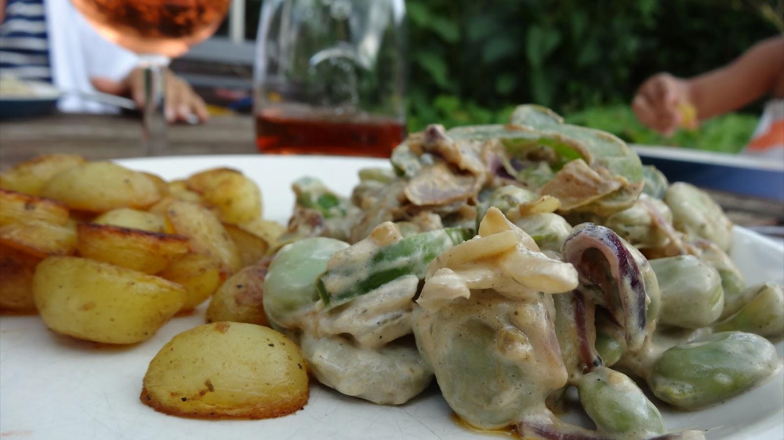 tuinbonen recept vegetarisch